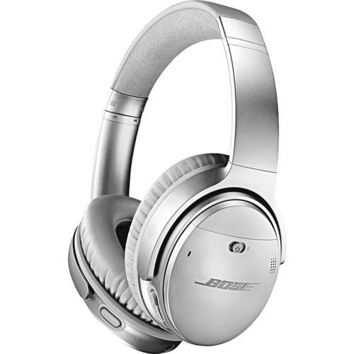 Bose QuietComfort 35 Wireless Headphones II (Black or Silver) $299