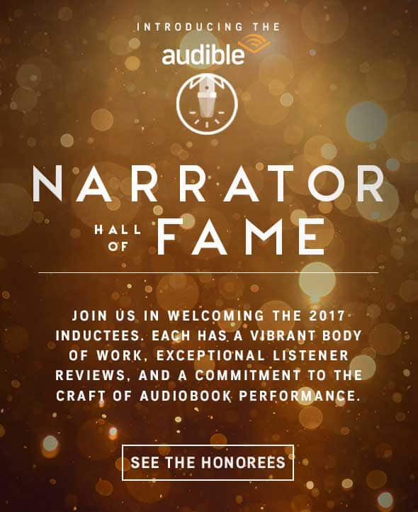 $5 Credit for Qualified Audible Purchase (Including use of Audible Book Credit)