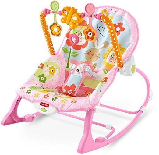 Fisher-Price Infant-to-Toddler Rocker $21.24@amazon