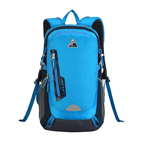 Kimlee Colorful Mini Water Repellent Kids Backpack Hiking Daypack $19.99 AC + FS orders over $49 @ Amazon.