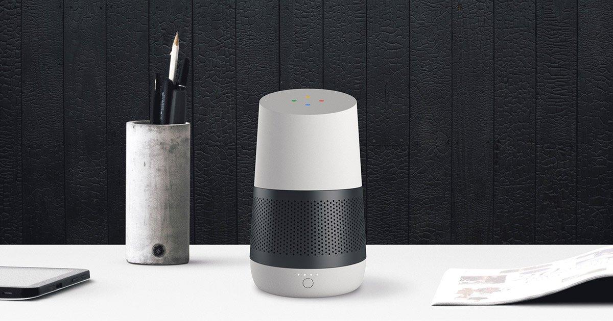 LOFT Portable Battery Base for Google Home $31.82 + F/S @ Ninety7