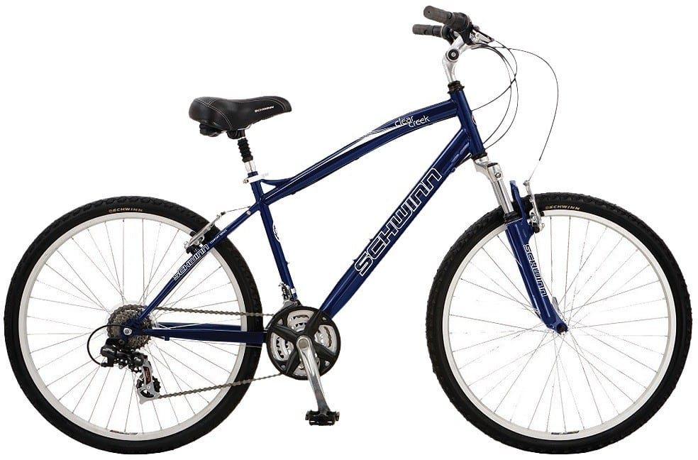 "Schwinn 26"" Men's Clear Creek Comfort Bike $59.98 Target Clearance YMMV"