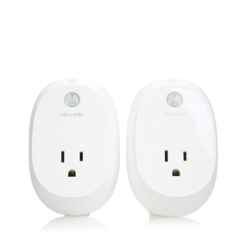 2-Pack TP-LINK Wi-Fi Smart Plugs with Energy Monitoring + Free Shipping $34.95 w/ Visa checkout @ HSN