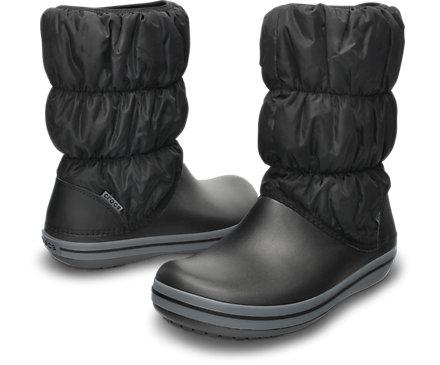 Women's Winter Puff Boot $29.99 + Free Shipping