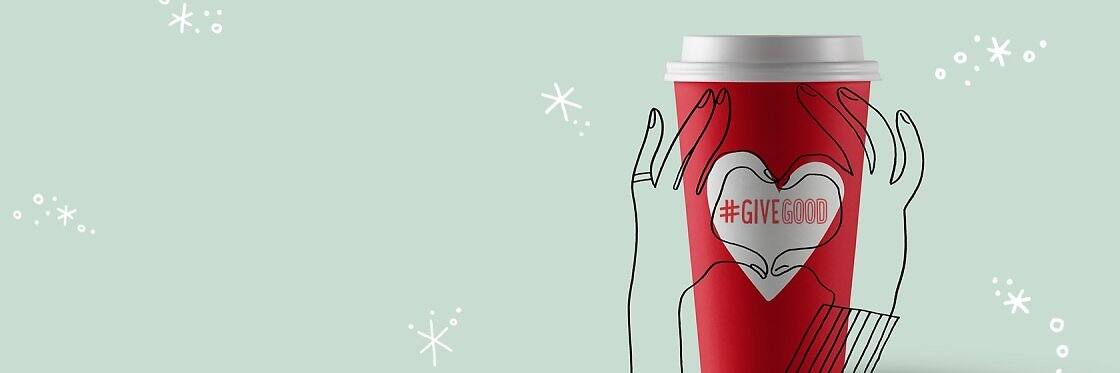 Starbucks 2018 Refill Tumbler - FREE Drinks Every Day in January 2018 for $40