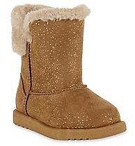 Roebuck & Co. Toddler Girls' Mandy Tan Cozy Boot $.7.99 $7.99