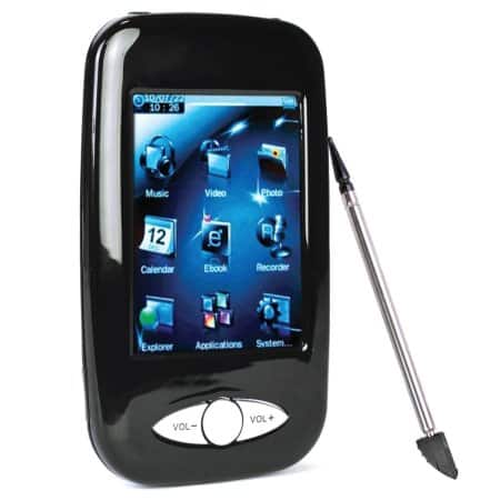 """Eclipse T2810C 2.8"""" LCD 4GB Digital Music Video MP3 Player and Voice Recorder $10"""