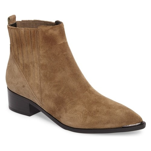 Marc Fisher LTD Yommi Chelsea Bootie (4 Colors) $94.47
