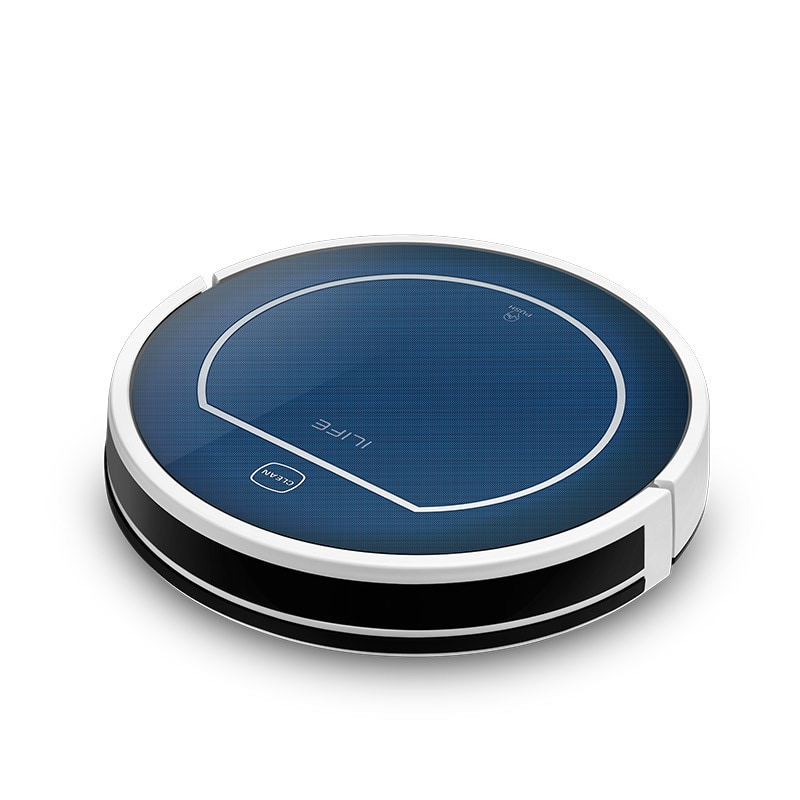 Super Mute Sweeping Robot Home Vacuum Cleaner Dust Cleaning with 2500mAh Li-ion Battery $139.99