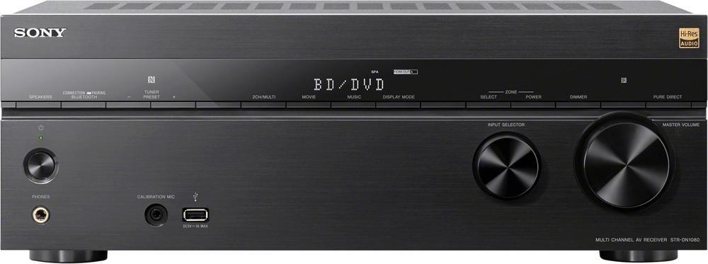 Sony 4K Ultra HD Dolby Atmos receiver strdn1080 500$ at BB + FS