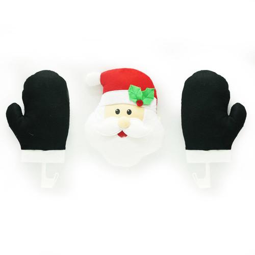 Holiday Time Christmas Decor Santa Car Costume $3.89@walmart $3.87