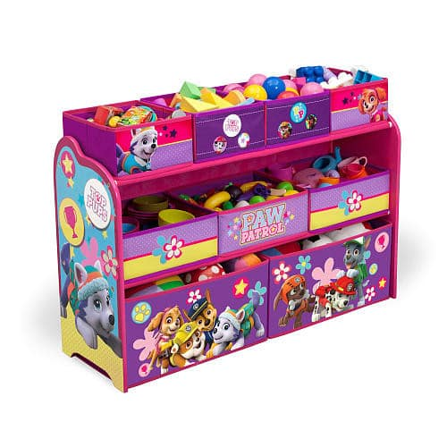 Nickelodeon Paw Patrol Skye and Everest Deluxe Multi-Bin Toy Organizer $ 34.98 on toysrus  sc 1 st  Slickdeals & Nickelodeon Paw Patrol Skye and Everest Deluxe Multi-Bin Toy ...