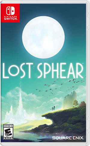 The Lost Sphear - Nintendo Switch - eShop digital download - $24.99