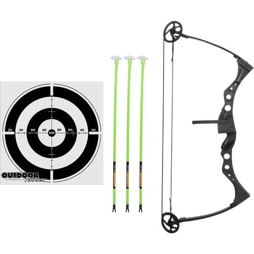 Outdoor Hunter Compound Bow Set $4.98