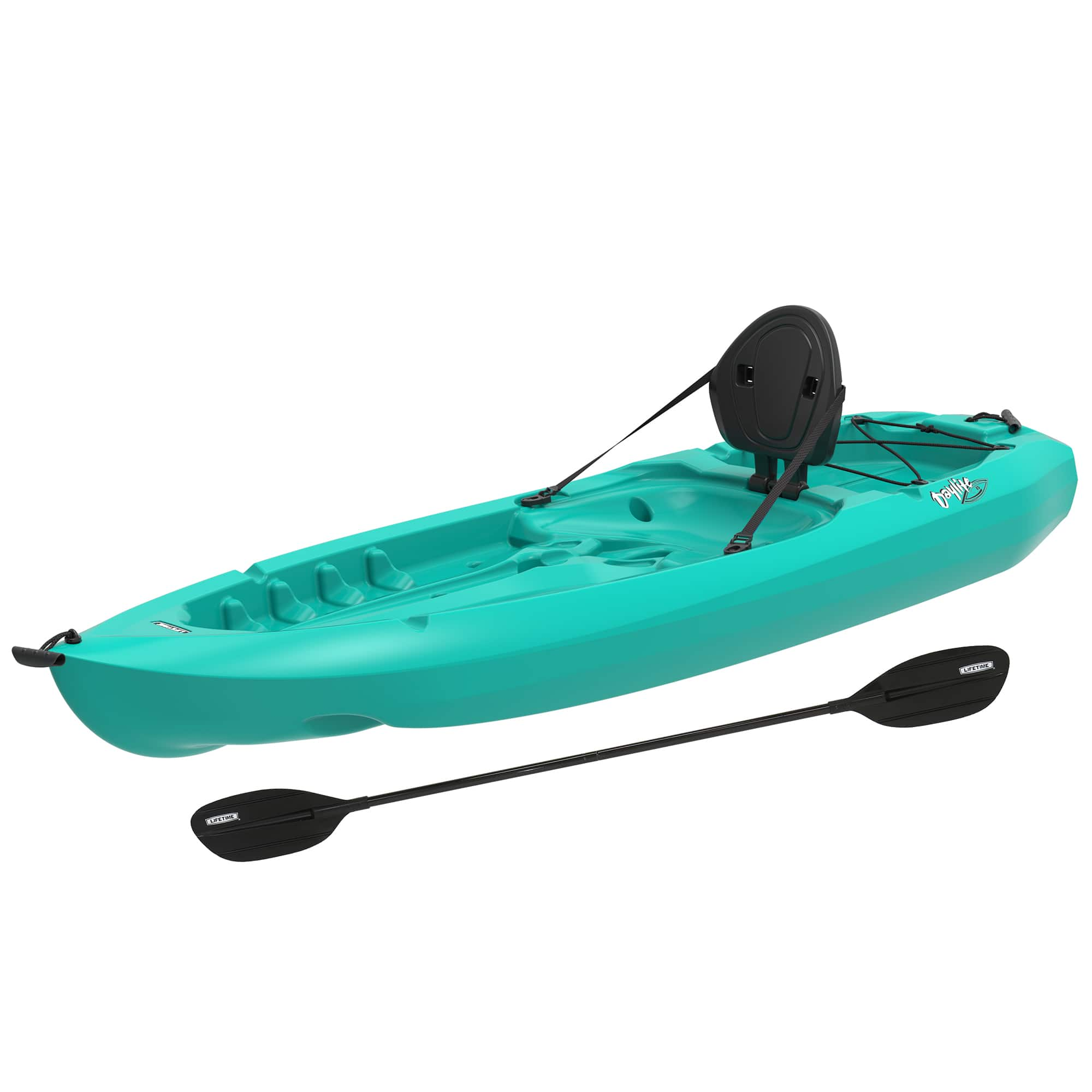 Lifetime Daylite 80 Sit-On-Top Kayak (Paddle Included) $170