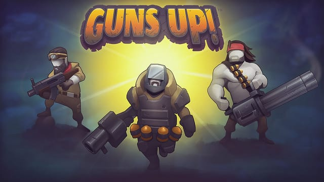 "FREE Game for PS4: ""Guns Up!"" + Free DLC for PS Plus + Free Code for In-Game Currency"