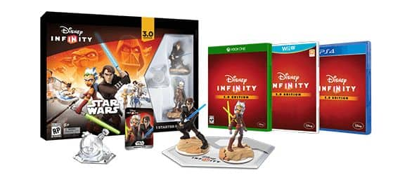 All Disney Infinity figures $4.96 or lower at Walmart, sets and games starting at $11
