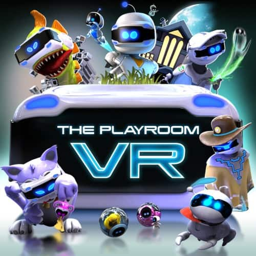Free PlayStation 4 VR Launch Game, Demos, and New Non-VR Free-To-Play Games