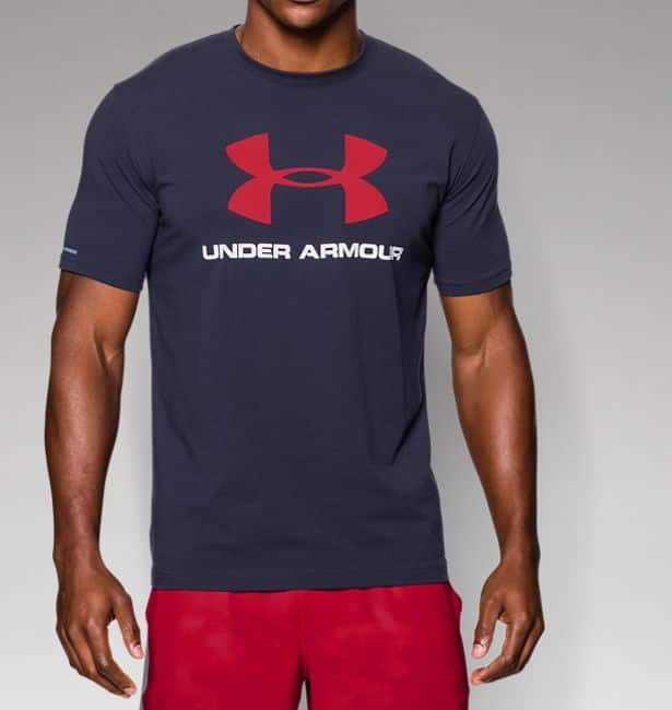 $15 off under armour website