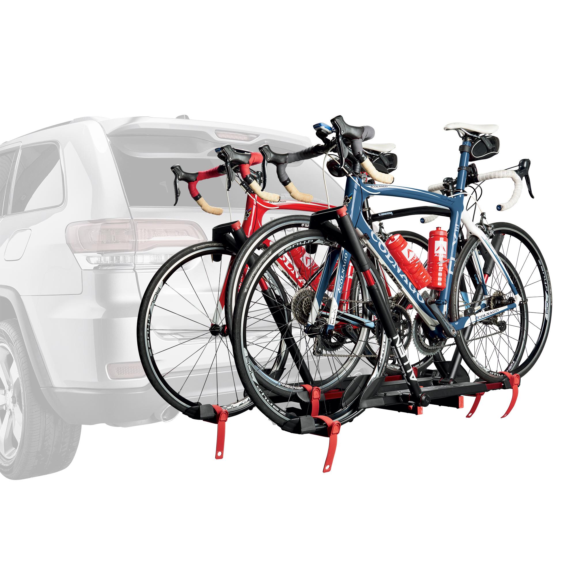 Allen Sports Premier Locking 3-Bike Tray Rack, Model AR300 $292.33