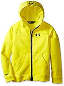 Under Armour Softershell Hoodie, Youth Large $48 Amazon $47.99