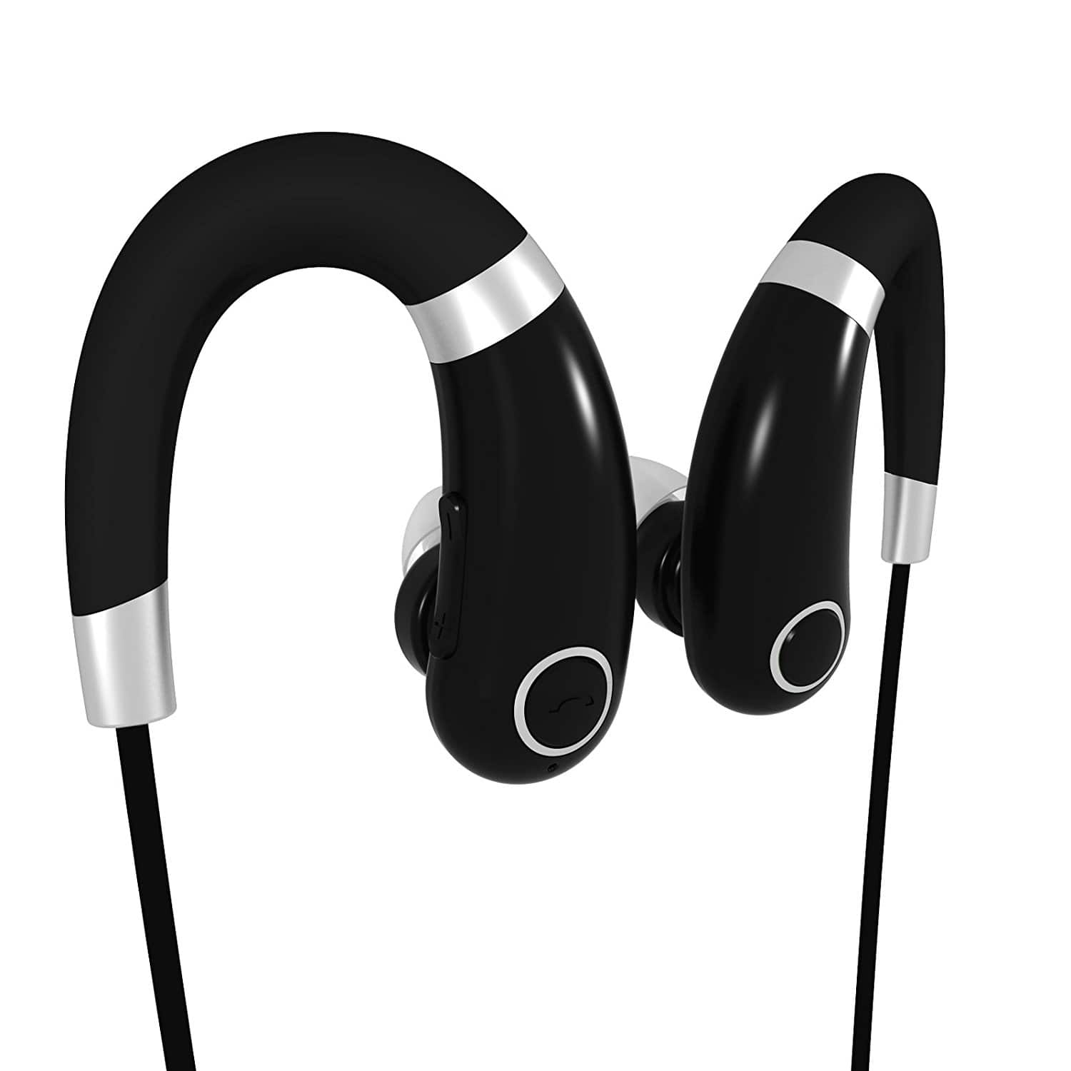 Bluetooth Headphones Headset Wireless Sweatproof Earbuds Stereo Sports for $10.73 @ Amazon