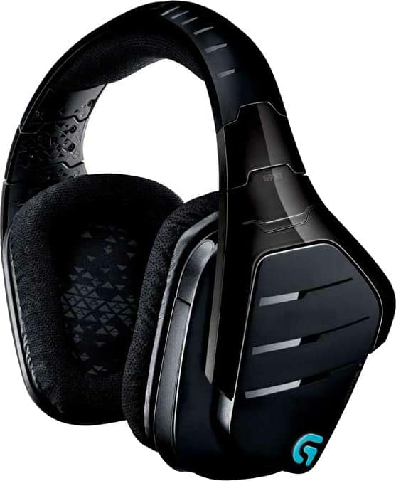 (REFURBISHED) Logitech G933 Artemis Spectrum Wireless 7.1 Surround Gaming Headset $74.99