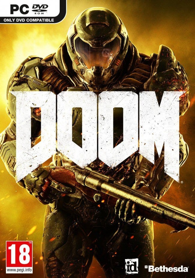 Doom (PC Digital Download) $9.11