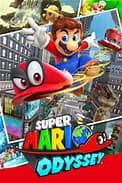 Nintendo Super Mario Odyssey [Switch Game] $38.93 (First order only)