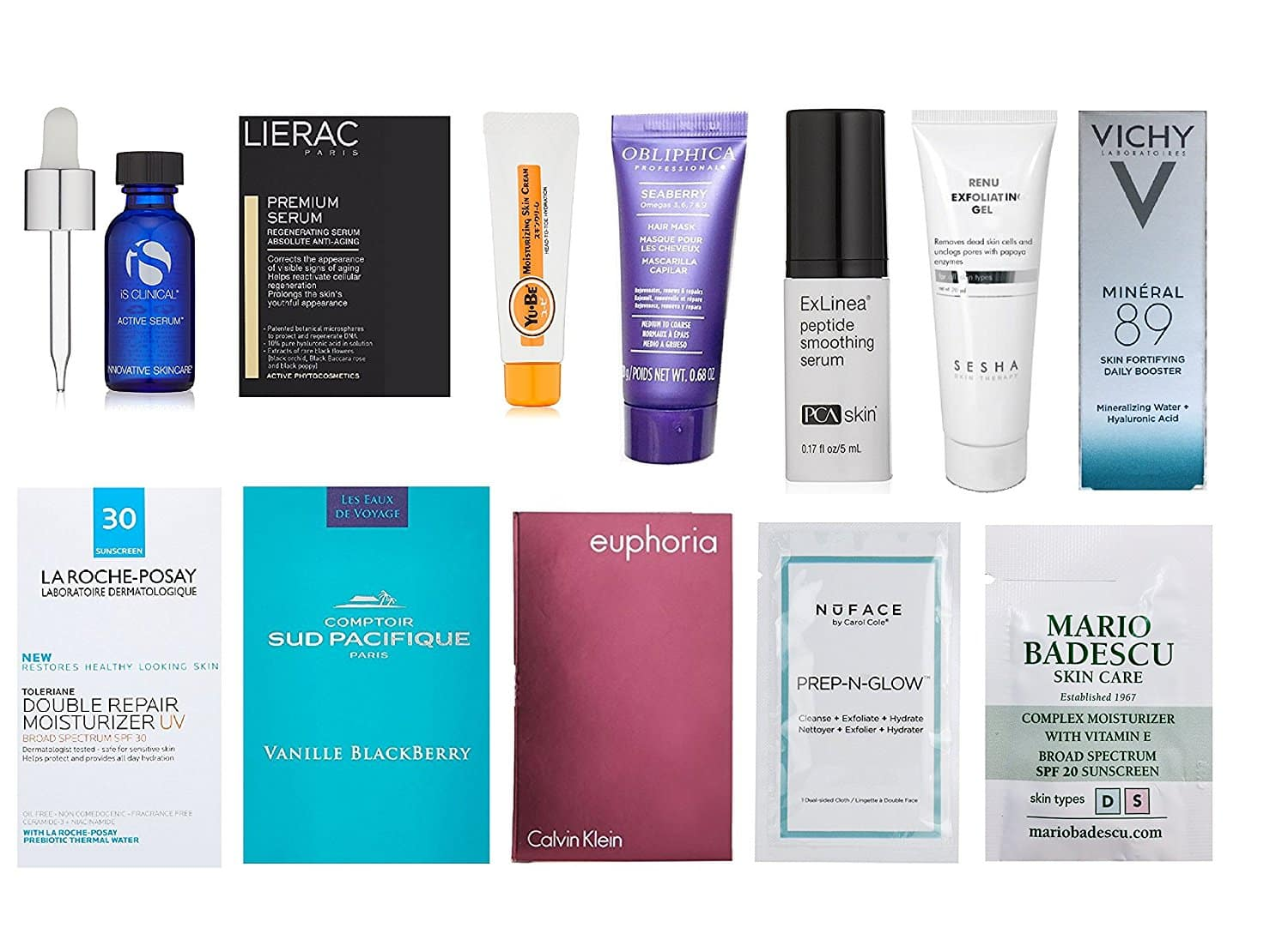Prime Members: Luxury Skin Care Sample Box Basically Pays For Itself - Luxury Skin Care Sample Box (get a $19.99 credit toward future purchase of select luxury beauty products)