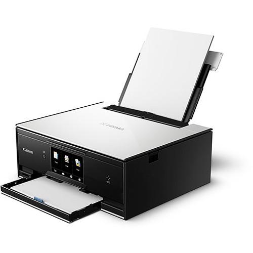 PIXMA TS9020 Wireless All-in-One Inkjet Printer (White) $39.99