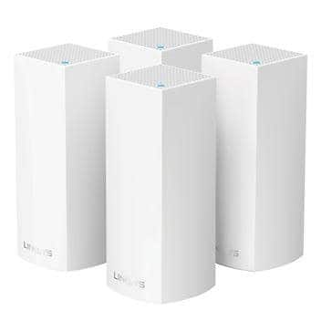 Linksys Velop Tri-Band Whole Home Wi-Fi System, 4-Pack At COSTCO $229 $229.99