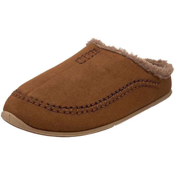 Deer Stags Men's clog slippers