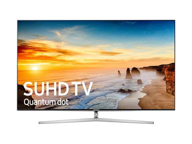 Samsung UN65KS9000 65-Inch 4K SUHD Smart LED TV (2016 Model) - Samsung EPP - $1,474.99 + Tax