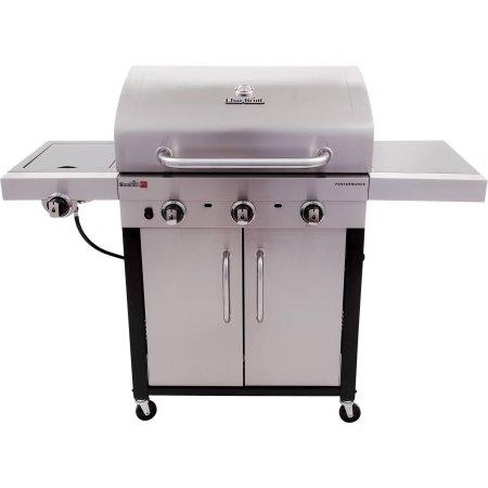 Char-Broil Tru-Infrared 3-Burner Gas Grill - $124 - Walmart B&M - YMMV