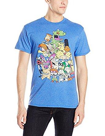 Mens Nickelodeon T-Shirt- $5.99!!!