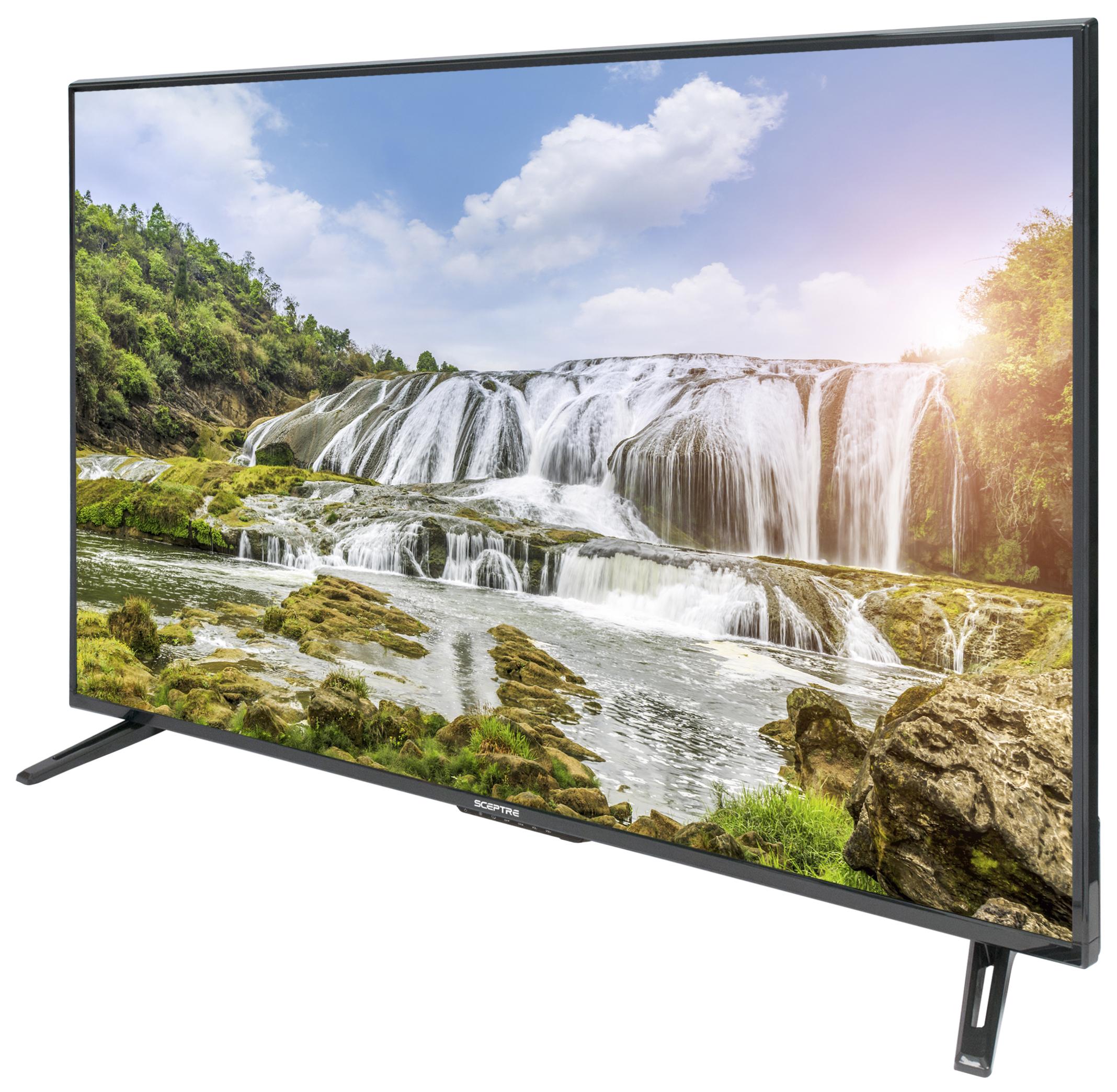 "Sceptre 43"" Class FHD (1080P) LED TV (X435BV-F) - $139.99"