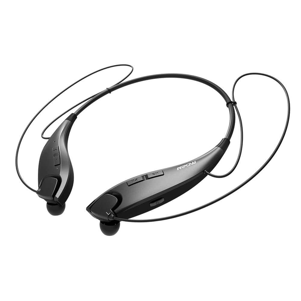 Mpow Jaws Wireless Bluetooth 4.1 Stereo Headphones $24 after code