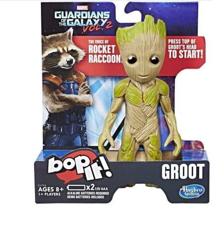 Marvel Baby Groot Bop It $7.88@walmart.