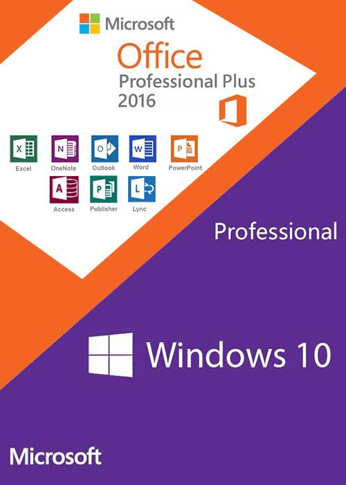Office2016 Pro Plus US$25.16,Windows 10 Pro OEM US$11.90(now even cheaper) via SCDKEY