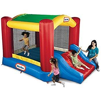 Little Tikes Shady Jump n Slide Bouncer $160 @ Amazon