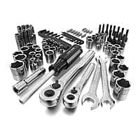 Kmart Deal: Craftsman 94 pc. Easy-To-Read Mechanics Tool Set (Possibly made in USA) - $49.95 + Free Store Pickup