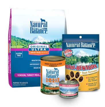 photograph relating to Natural Balance Printable Coupons referred to as $5 Off Organic Equilibrium Puppy Meals - Printable Coupon ($10 off