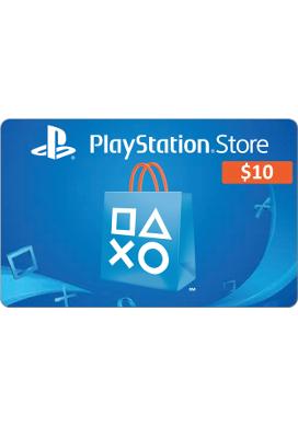 $10 PlayStation Network Card (Digital Delivery) - $8
