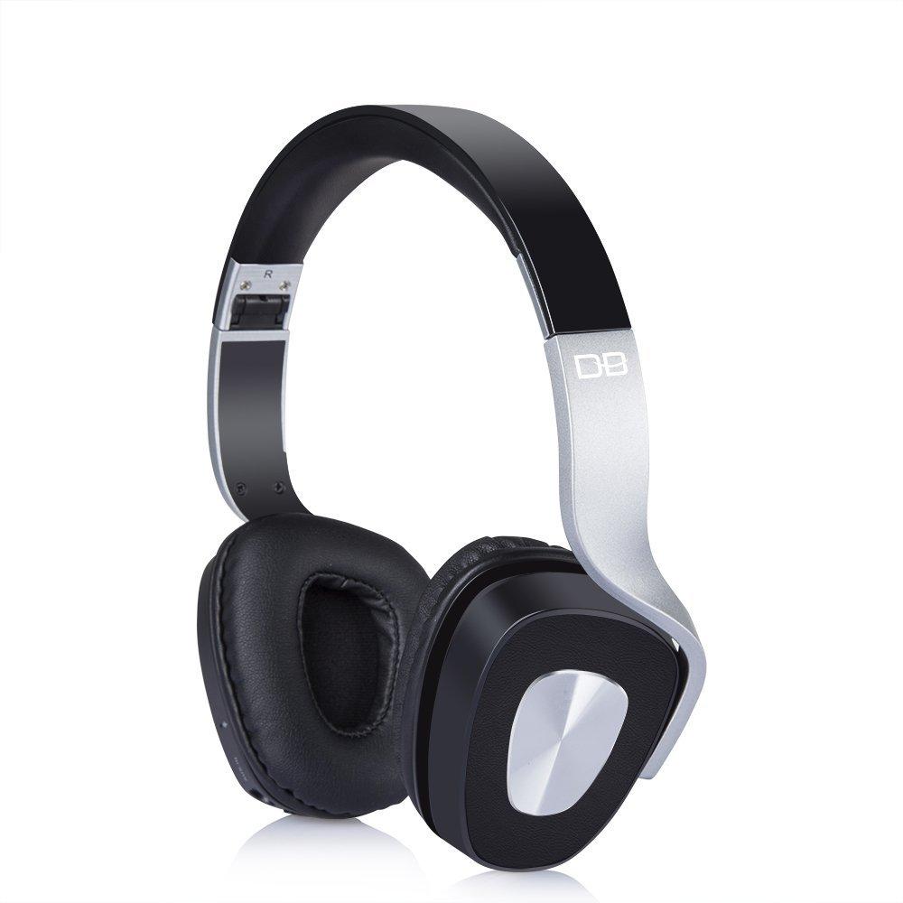DBPOWER Foldable wireless Bluetooth Headphones - $23.99 AC