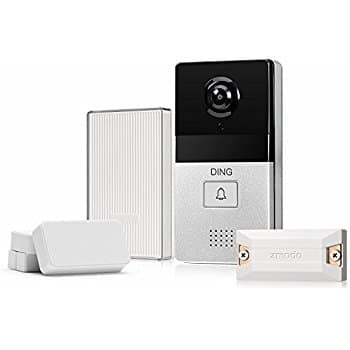"Zmodo ""Ding"" (Ring knockoff, package with 2 window/door sensors and wifi extender) - $53.77 amazon"