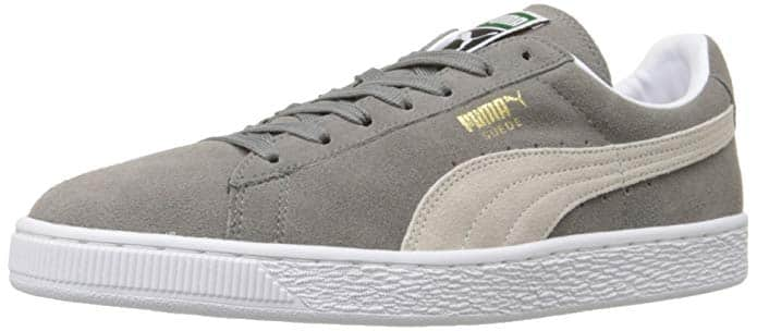 PUMA Select Men's Suede Classic Plus Sneakers $15 Amazon