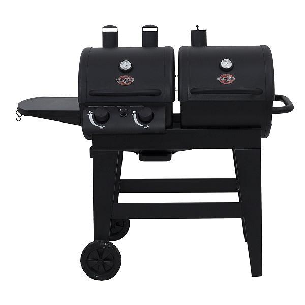 Char-Griller Dual 2 Burner Charcoal/Gas Grill $99 @ Walmart & free assembly YMMV B&M