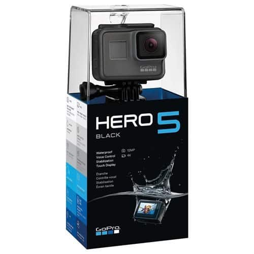 GoPro HERO5 Digital Camcorder $253.30 AC + FREE SHIPPING! $253.30