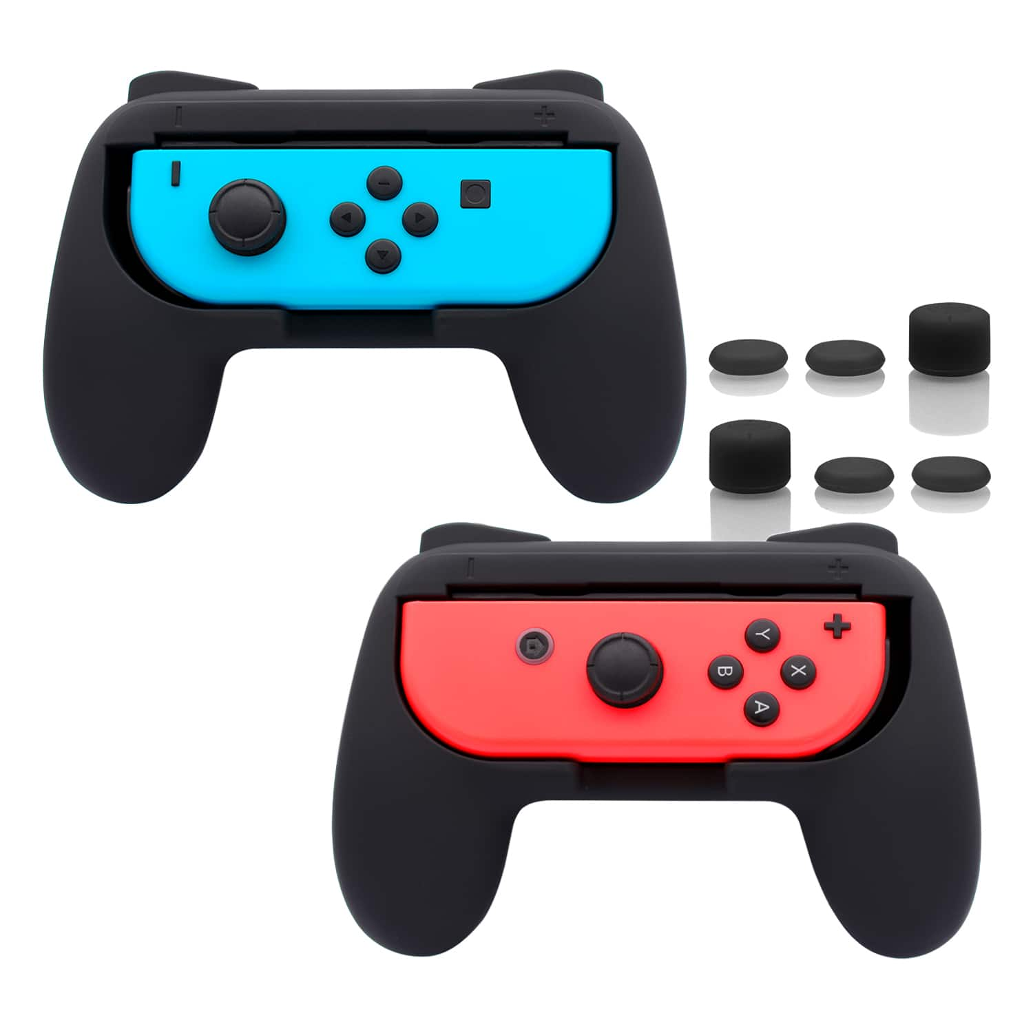 FASTSNAIL Joy Con Handle Grips for Switch $ 9.90 on Amazon $9.9